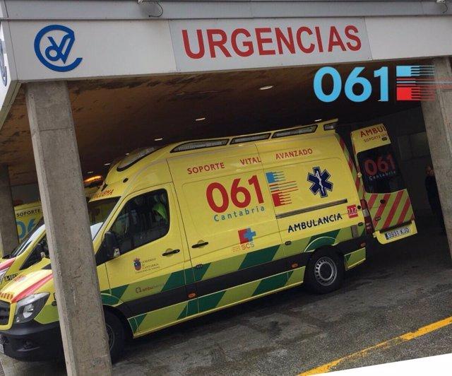 Servicio de Urgencias y Emergencias sanitarias