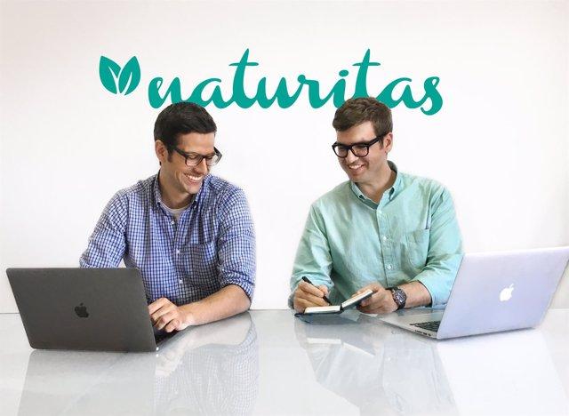 Esteban Humet i Josep Casas, fundadadors de Naturitas