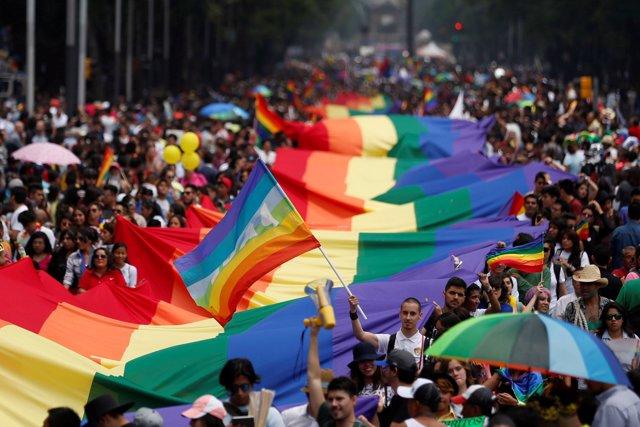 Orgullo gay Mexico