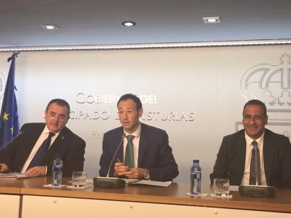 El Principado autoriza 2,76 millones para el saneamiento en Cangas del Narcea, Degaña y Laviana