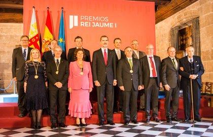 """Los Premis Jaume I: """"Las buenas empresas y científicos tienen la misión de mejorar el mundo que heredamos y legamos"""""""