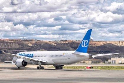 Air Europa unirá Madrid con Sevilla con cuatro vuelos diarios desde el 1 de abril