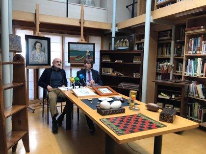 """El hijo del artista gijonés Aurelio Suárez: """"Los políticos asturianos están haciendo un daño irreparable a la cultura"""""""