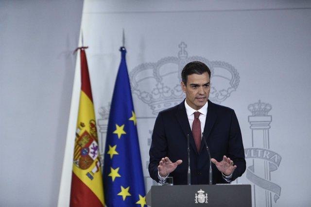 Sánchez anuncia medidas tras la decisión del Supremo del impuesto de hipotecas