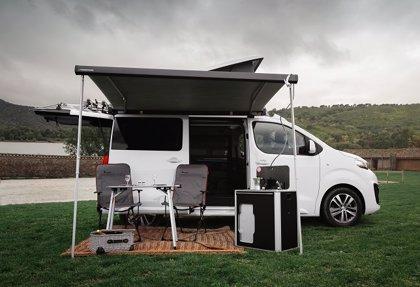 Peugeot presenta su nueva gama camper con los Traveller y Rifter by Tinkervan