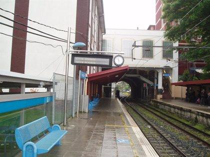 Euskotren ofrece este sábado y domingo un servicio especial de trenes por la Behobia-San Sebastián y el rugby