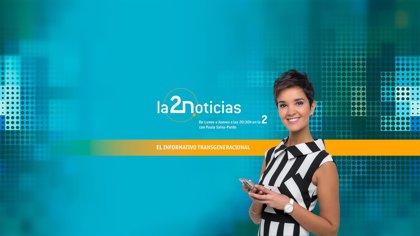 'La 2 Noticias' regresa este miércoles con horario fijo a las 20.30 de lunes a jueves y la vista puesta en los jóvenes