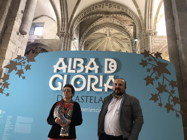 Exposición Alba de Gloria de Castelao