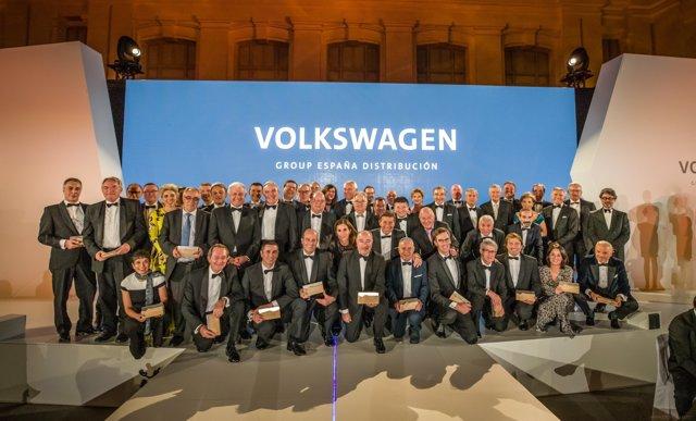 Volkswagen Group España Distribución celebra su 25 aniversario