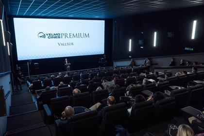 Yelmo Cines Premium abre sus puertas en Vallsur con ocho salas, 600 butacas y dotado de las últimas tecnologías