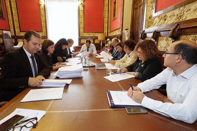Junta de Gobierno del Ayuntamiento de Valladolid. 7-11-2018