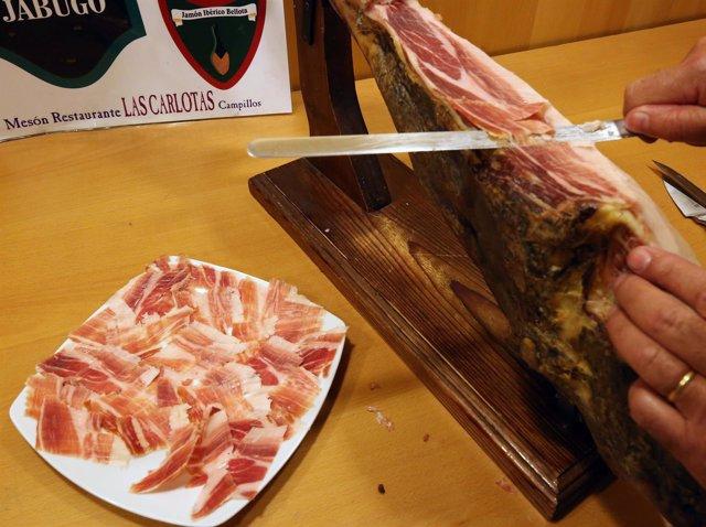 Campillos celebra su feria del Jamón y productos derivados del cerdo este doming