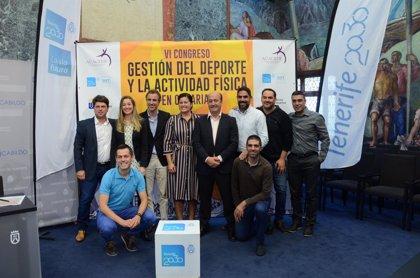 Tenerife acogerá este mes el sexto congreso de Gestión del Deporte y la Actividad Física en Canarias
