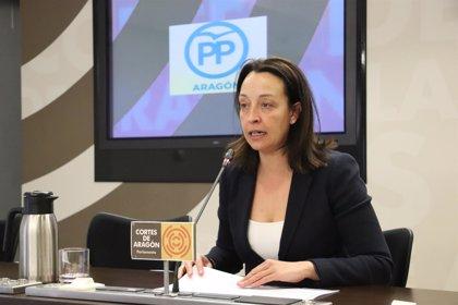 El PP reclama el acondicionamiento de las bases que acogen los vehículos de las UME y UVI en Aragón