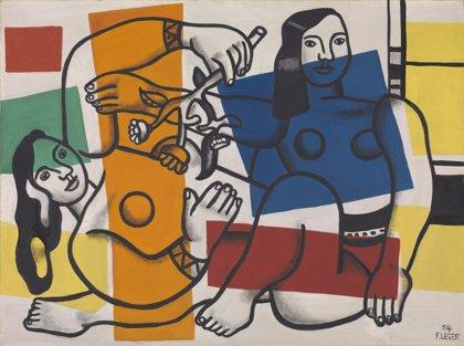 """El IVAM se """"relanza"""" internacionalmente en su 30 aniversario con la mayor exposición en España de Fernand Léger"""