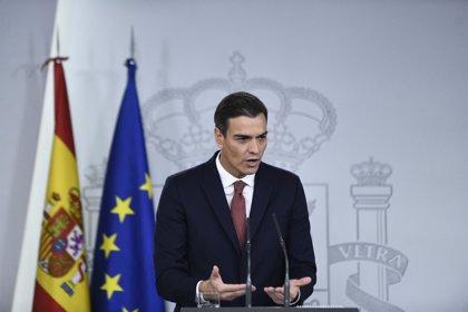 """Sánchez pide al Supremo hacer """"autocrítica"""" por las hipotecas y avisa a Podemos que la oposición se hace en el Congreso"""