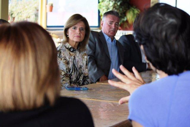 Esperanza Oña candidata pp por málaga numero dos a parlamento andaluz