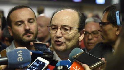 """José Castro: """"Si podemos mejorar el equipo lo volveremos a hacer, pero paso a paso"""""""