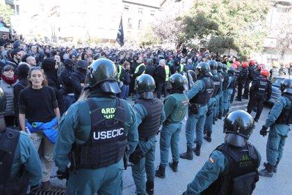 Ciudadanos afirma que Sánchez quiere sacar a la Guardia Civil de comunidades gobernadas por nacionalistas