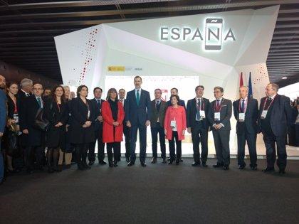 Red.es selecciona a 58 empresas para formar parte del Pabellón de España en el MWC 2019