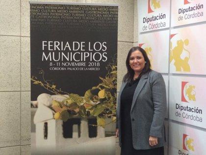 La Feria de los Municipios reúne desde este jueves a más de 70 entidades locales de la provincia de Córdoba
