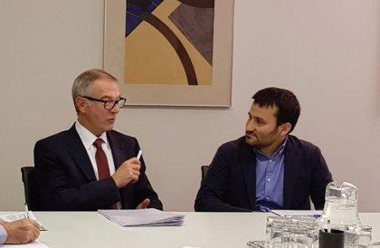 """Marzà dice que el Ministerio entrará en Les Arts porque está """"mejor gestionado"""", """"saneado"""" y """"con proyecto"""""""