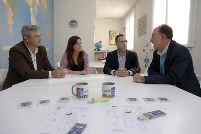 Fundación Unicaja casa ronald mc donald atención a menores enfermos málaga