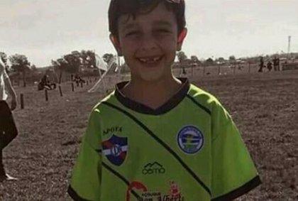 Muere Facundo Ruiz, el niño uruguayo de 8 años que sufrió un infarto mientras jugaba al fútbol