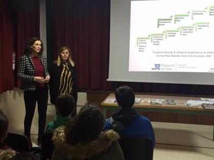 El IES 'Fuente Alta' de Algodonales forma a su alumnado sobre diversidad sexual con programas de la Diputación de Cádiz