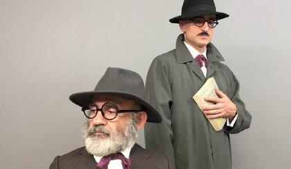 """Pablo Viar estrena en el Teatro de La Abadía 'Enigma Pessoa', un """"acto de amor"""" a la vida y obra del escritor luso"""