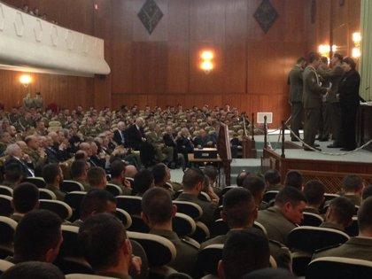 """Teniente general Baños anima a alumnos de la Academia de Infantería de Toledo aprovechar su formación para """"evolucionar"""""""