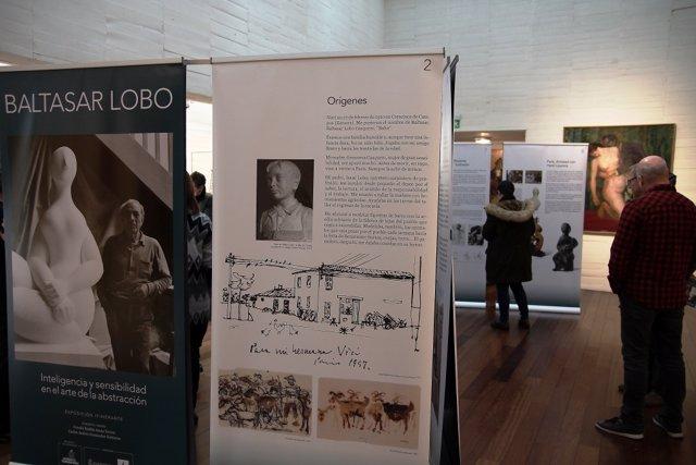 Exposición dedicada a Baltasar Lobo en Zamora 7-11-2018