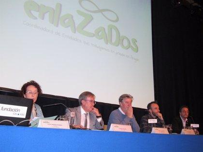 La coordinadora 'enlaZaDos' quiere ser la voz de las entidades que trabajan en la cárcel
