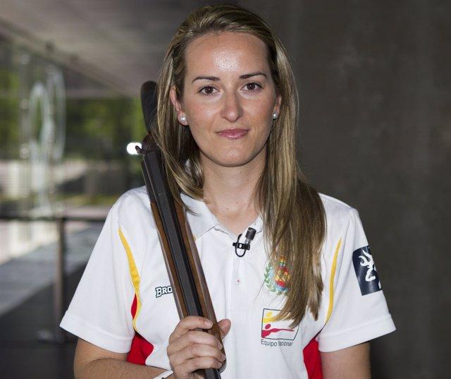 Fátima Galvez Tiro Olímpico