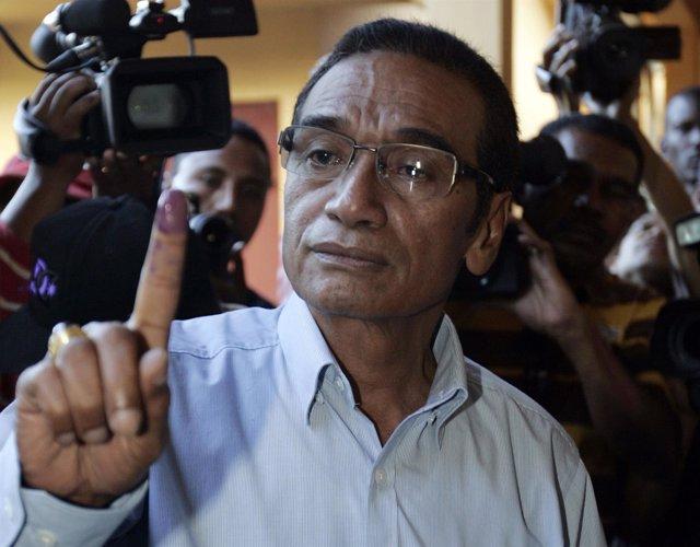 El presidente de Timor Oriental, Francisco Guterres