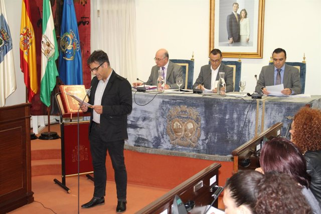 [Grupohuelva] Nota De Prensa Y Fotos De Hoy, 7 De Noviembre, Pleno Diputacion No