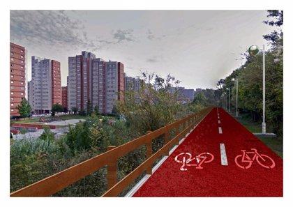 PSE de Barakaldo propone para Retuerto una zona semi-peatonal, un paseo junto al río, un bidegorri y un parque canino