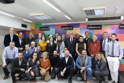 40 candidatos se presentan a las primarias para una lista independentista unitaria en Barcelona