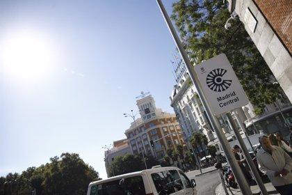 """La EMT asegura que los datos del informe sobre el refuerzo para Madrid Central están """"absolutamente actualizados"""""""
