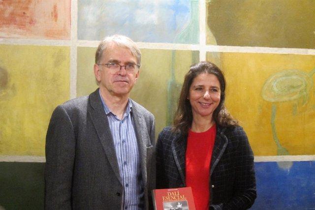 Josep Playà y Ana Godó