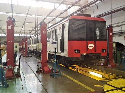 TMB amplía la vigilancia de la salud de los trabajadores del Metro expuestos a amianto