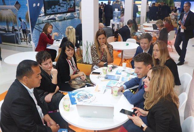 Encuentro influencers torrox londres málaga WTM trabajo turismo