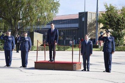 La ministra de Defensa visita el 12 de noviembre la Base Aérea de Los Llanos en Albacete
