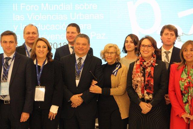 El XI Foro Iberoamericano de Gobiernos Locales congrega en Madrid a más de 20 ci