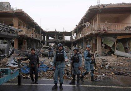 Mueren siete policías en un ataque de los talibán en el oeste de Afganistán