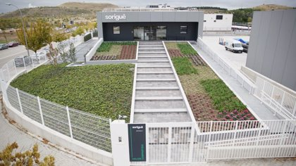 El grupo Sorigué inaugura sus instalaciones en Madrid