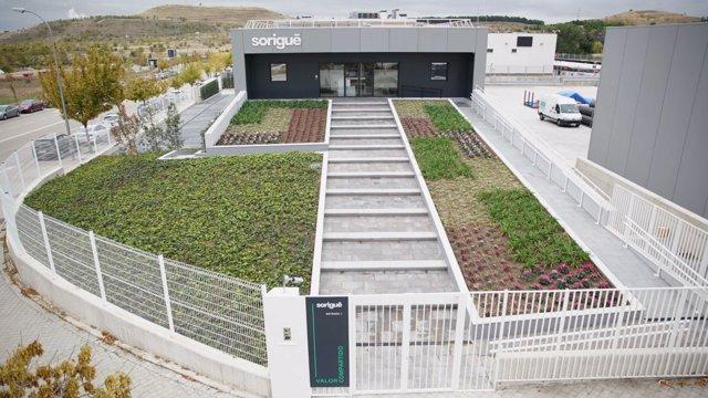 Instalaciones de Sorigué en Madrid