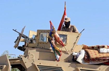 Irak anuncia la muerte de cuatro supuestos altos cargos de Estado Islámico en varias operaciones