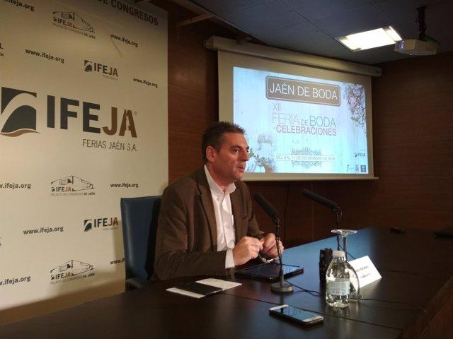 Ángel Vera presenta Jaén de Boda.