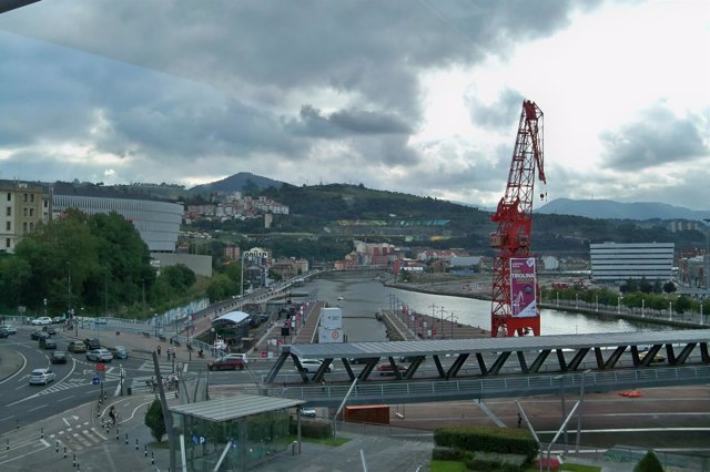 Bilbao nuboso